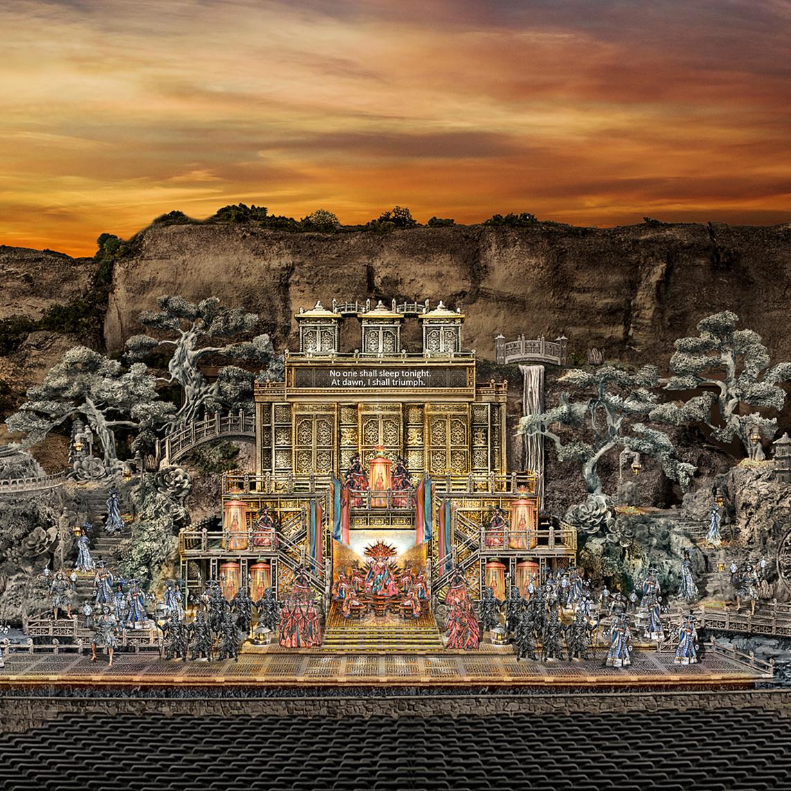 A Turandot lesz Szentmargitbánya jövő évi szuperprodukciója